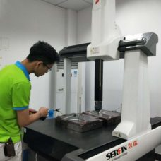 3d cmm measurement mold