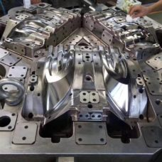injection mold -7